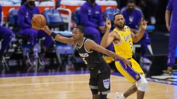 Sacramento Kings - Los Angeles Lakers
