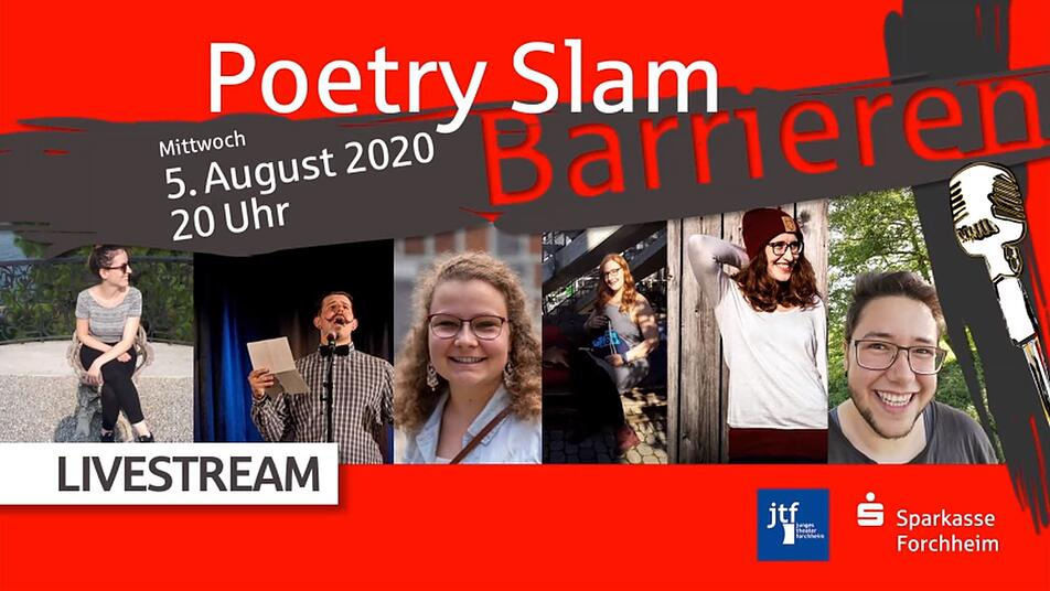 Poetry-Slam in Forchheim