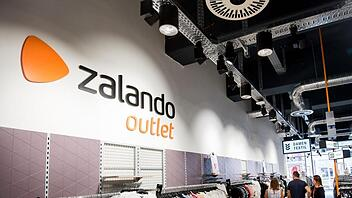 Zalando-Outlet in Nürnberg
