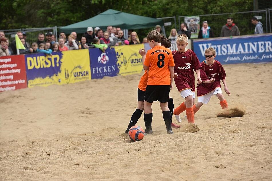15.05.2016 Beachsoccer Isling
