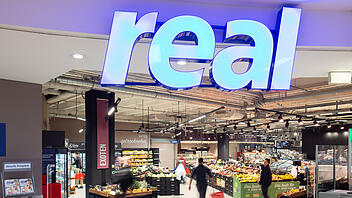 Real Supermarkt Filiale