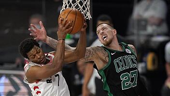 Boston Celtics - Toronto Raptors