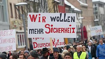 Demo in Villingen-Schwenningen