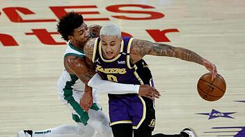 Los Angeles Lakers - Boston Celtics