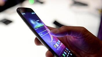 LG G Flex Android Smartphone