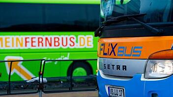 Fernbusse in Hannover