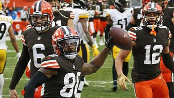Cleveland Browns - Pittsburgh Steelers