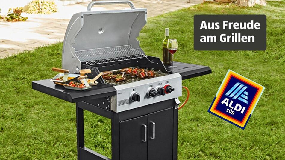 Aldi Gasgrill Xl : Angebote gasgrill. latest ise lade januar with angebote gasgrill