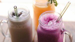 Power-Smoothies: 3 verschiedene Variationen