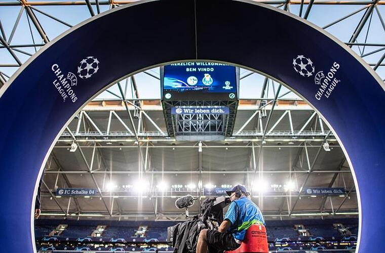 Champions League: Sky ist raus - ZDF zeigt Endspiele