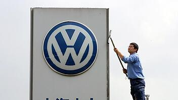 Volkswagen in China